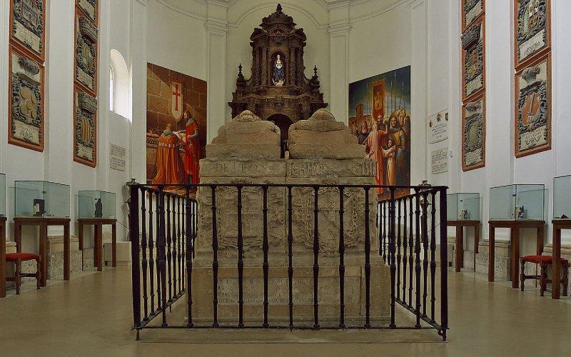 Capilla del Cid en San Pedro de Cardeña