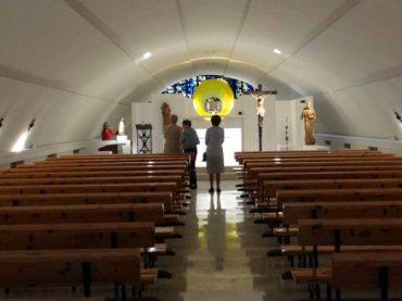 La capilla de Santo Domingo de la Calzada, un curioso templo bajo la M-30