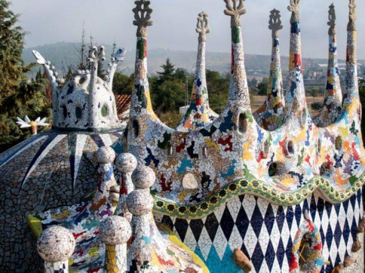 El Capricho de Cotrina, literalmente un castillo de cuento de hadas en Extremadura