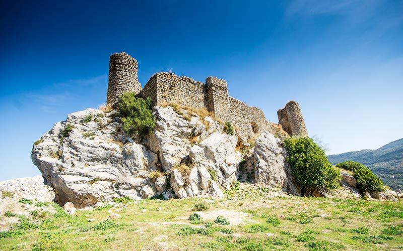 Castillo de Carcabuey