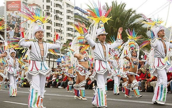carnaval tenerife 2013