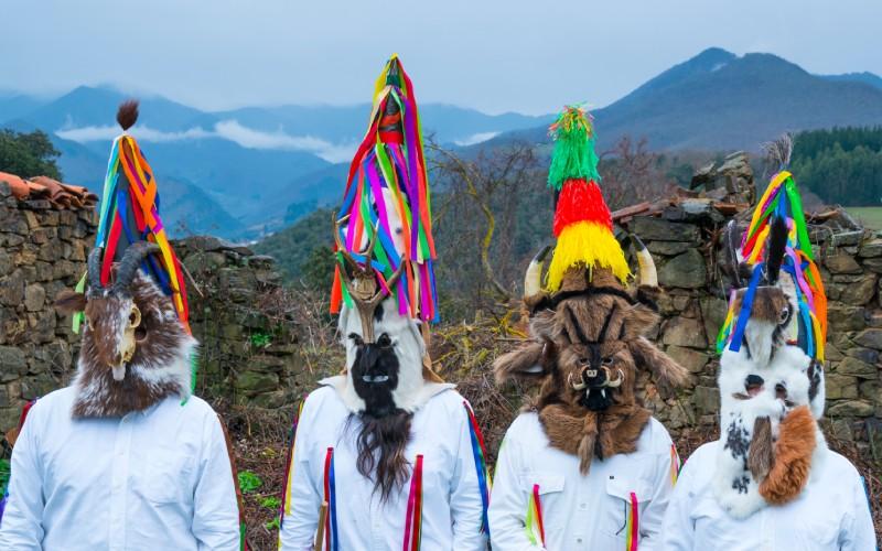 Carnaval en zonas rurales