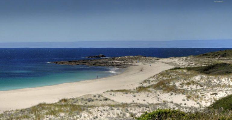 Playas vírgenes de Galicia perfectas para relajarse