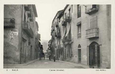 ruelle del Raval (ed. Rosell)