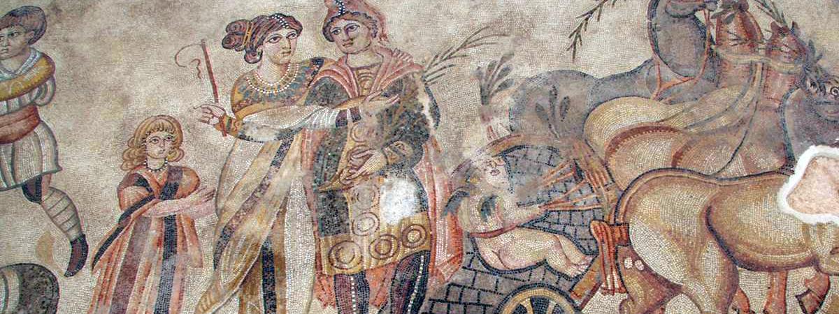 Villa romana de Noheda, con el mayor mosaico romano del mundo en plena Alcarria conquense | España Fascinante
