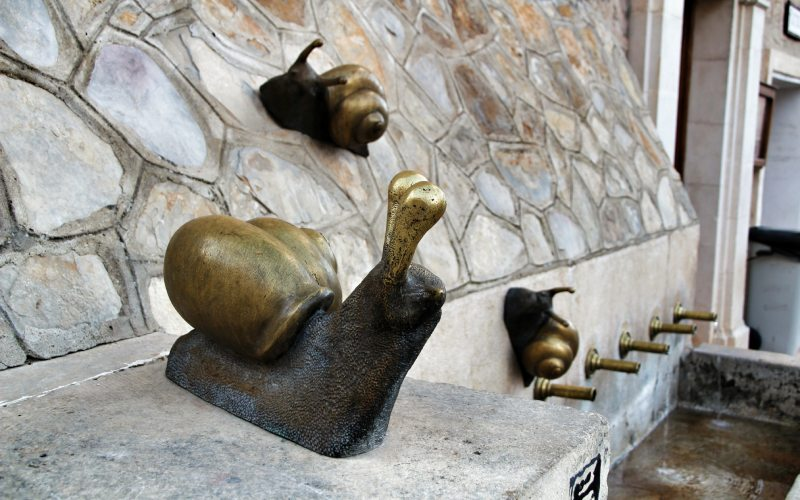 Estatuas urbanas de Carrícola