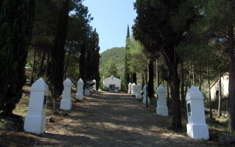 ermita del Cristo del Calvario de Carrícola