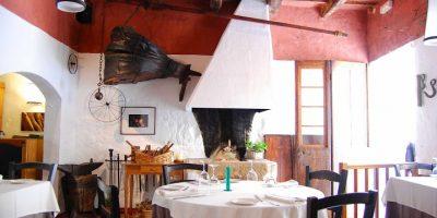 Comer Ciudadela restaurante cas ferrer font
