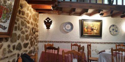 comer toledo restaurante casa aurelio