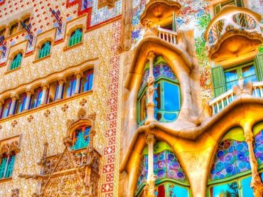 Free tour of Barcelona: the Modernist Barcelona