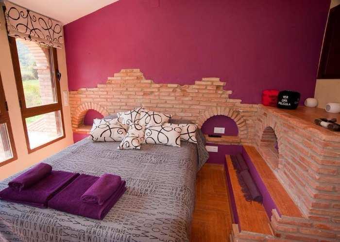dormir villafranca cid casa rural caseta hort