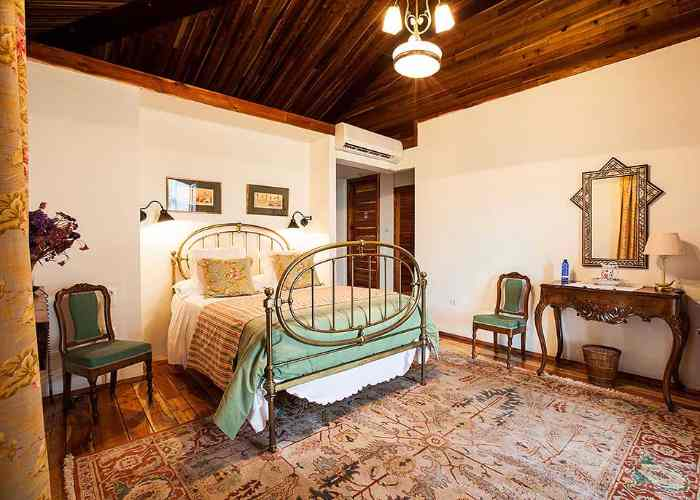 dormir trujillo casa rural dona blanca