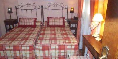 Dónde dormir en Alange