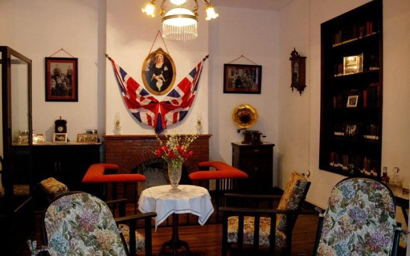Casa 21 del barrio de Bellavista en Minas de Riotinto