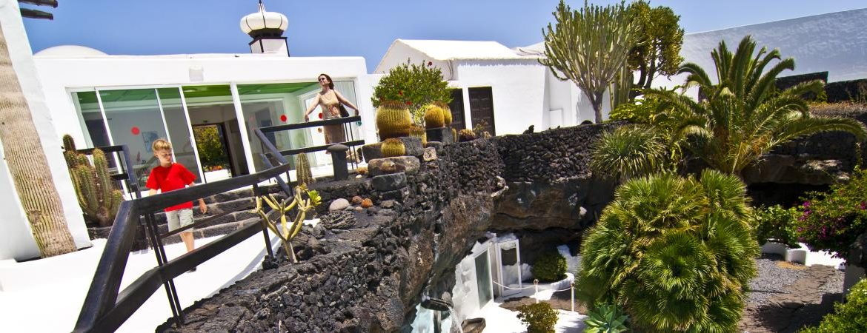 Casa Volcán de César Manrique