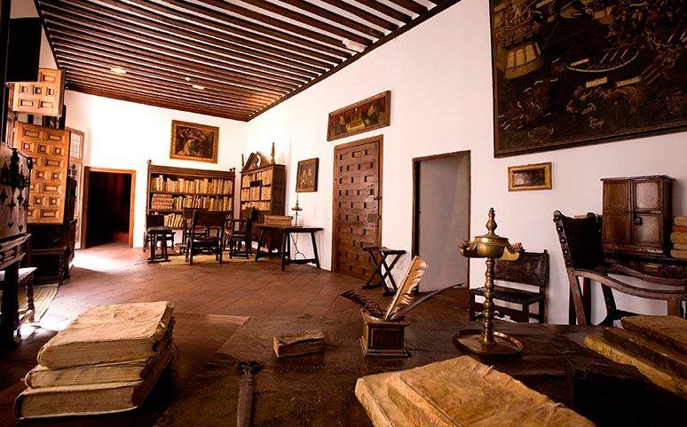 casamuseolopedevega madrid-historia