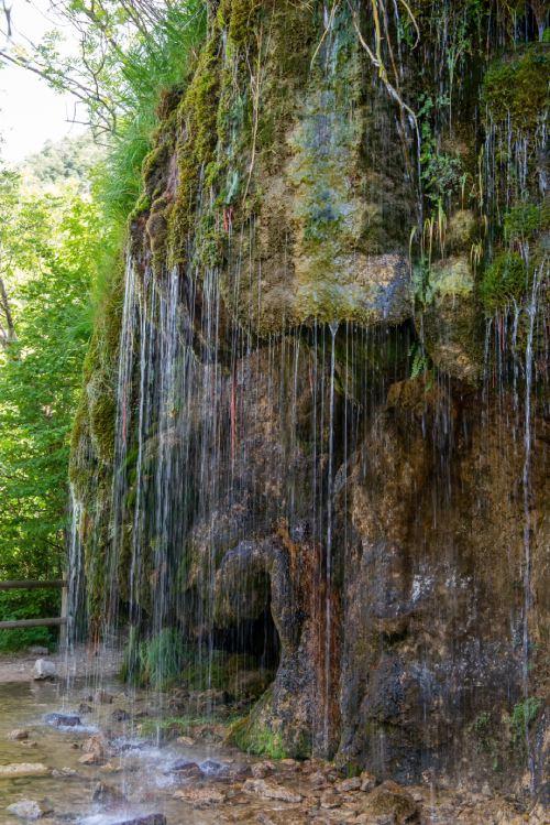 Cascada de Santa Elena en Tena/Biescas
