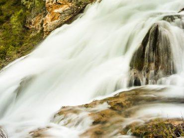 Así son las cascadas más espectaculares de España