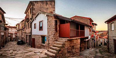 Casco histórico de Allariz