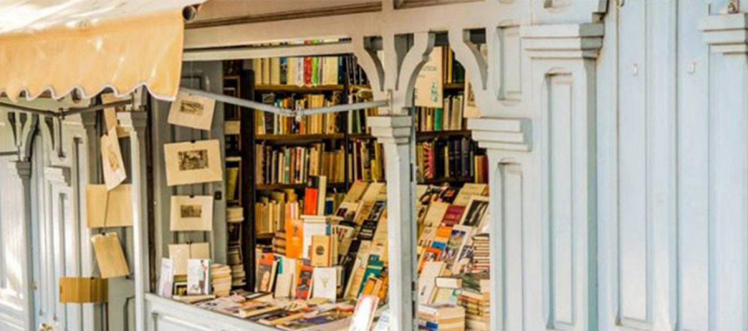 El origen de la Feria del Libro