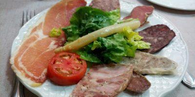 comer escalo Restaurante Hotel Castellarnau