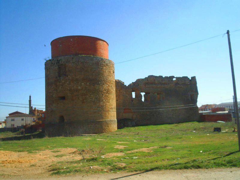 Palacio de los Condestables de Castilla en Villalpando