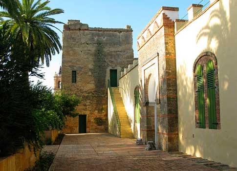 Castillo de Luna en Mairena del Alcor