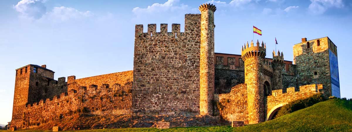 Ruta por los imponentes Castillos Templarios