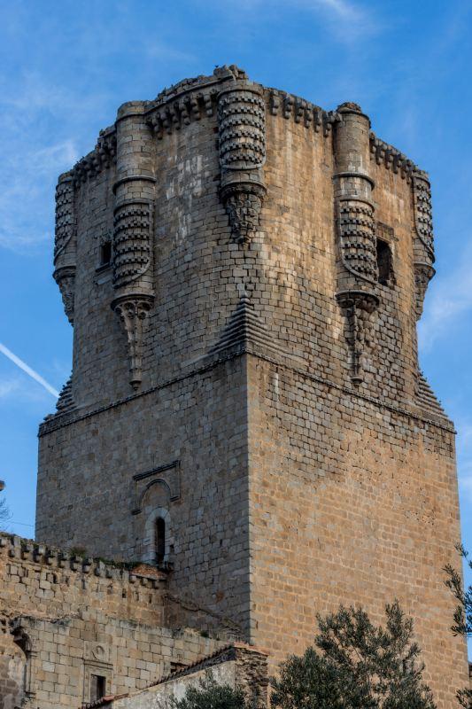 Torre del homenaje del castillo de Belalcázar