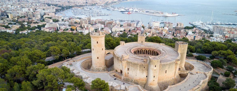 Castillo de Bellver y Palma