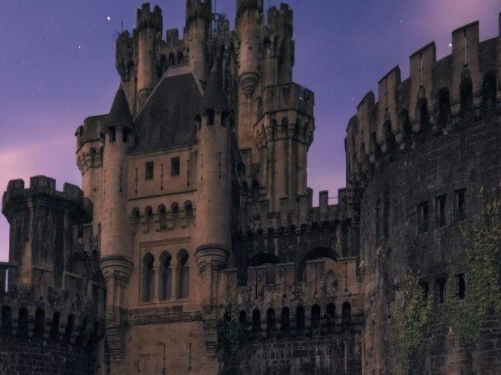 El castillo de Butrón, la mayor fantasía romántica del País Vasco