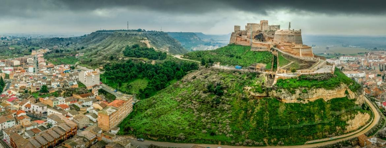 Castillo de Monzón, reducto templario de Aragón