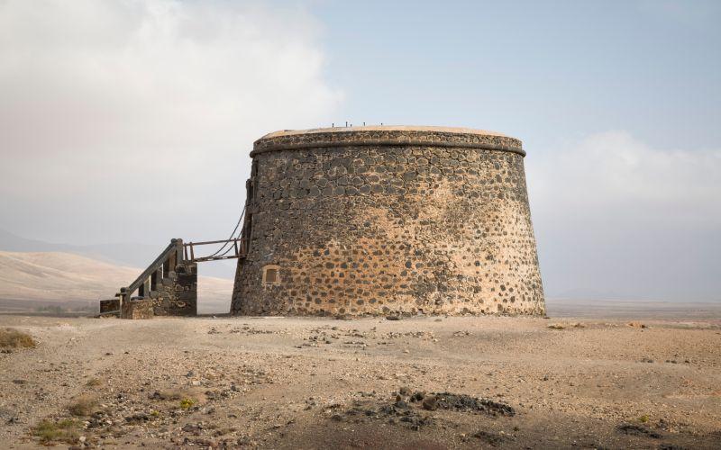 Castillo el Tostón, otro de los puntos de interés turístico