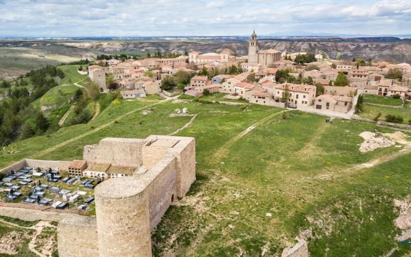 Medinaceli y su castillo