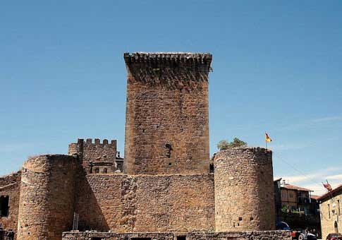 castillo miranda castanar