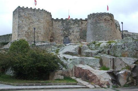 Puerta de la Fortaleza de Ledesma