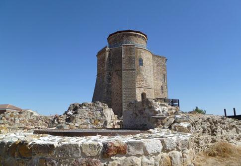 Torre del Homenaje del Castillo de los duques de Alba