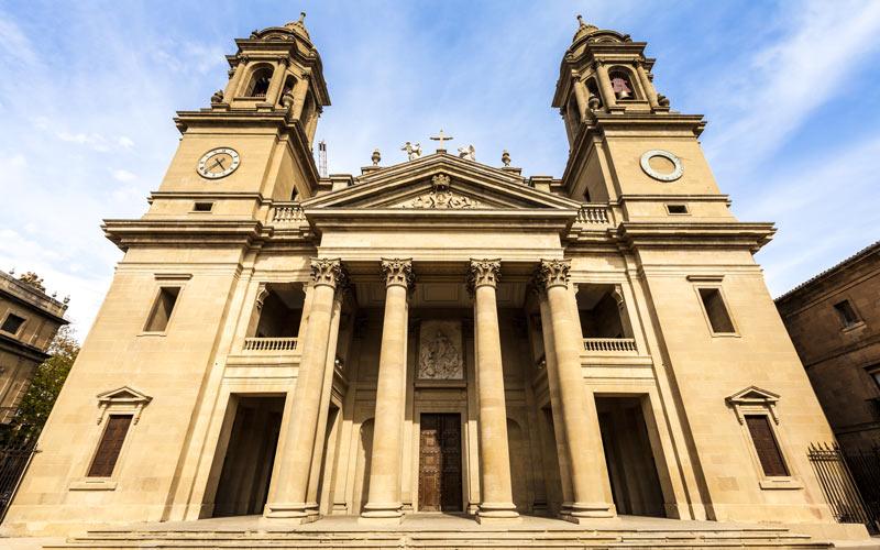 Catedral de Santa María de Pamplona