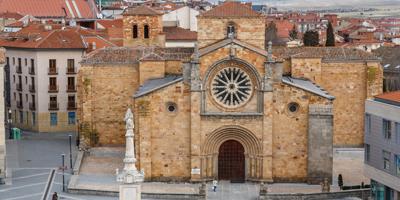 Iglesia de San Pedro en Ávila