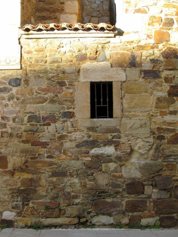 Celda de las emparedadas de Astorga