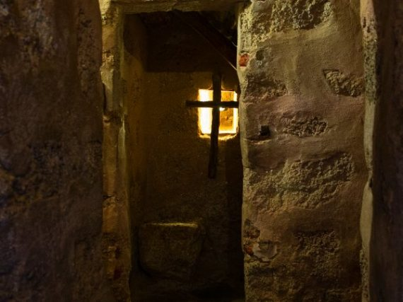 Convento del Palancar, el monasterio más pequeño del mundo