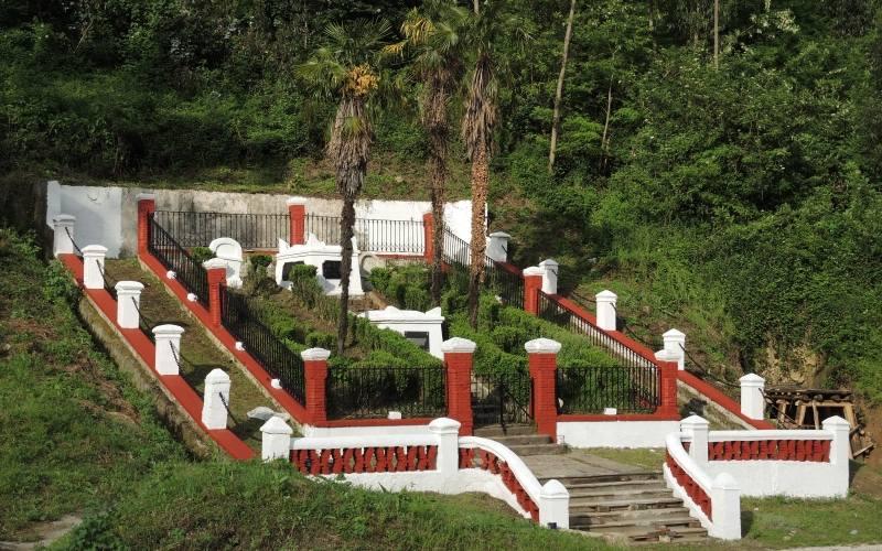 Cementerio Protestante de Mieres