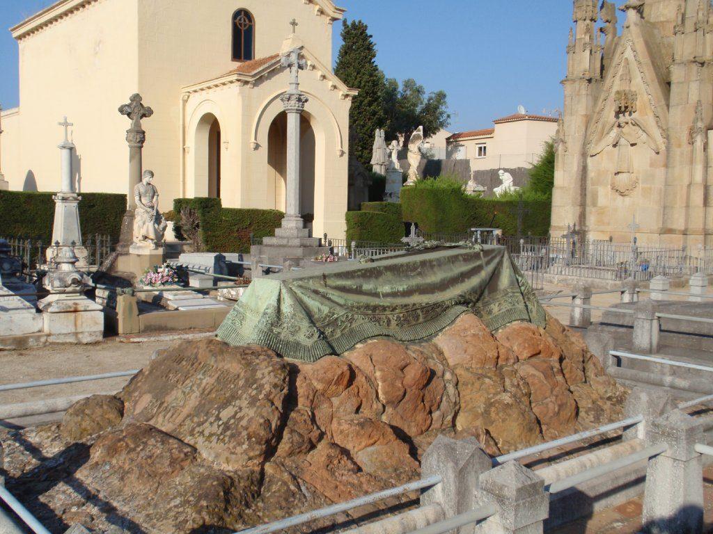Cementerios más curiosos de España Arenys de Mar
