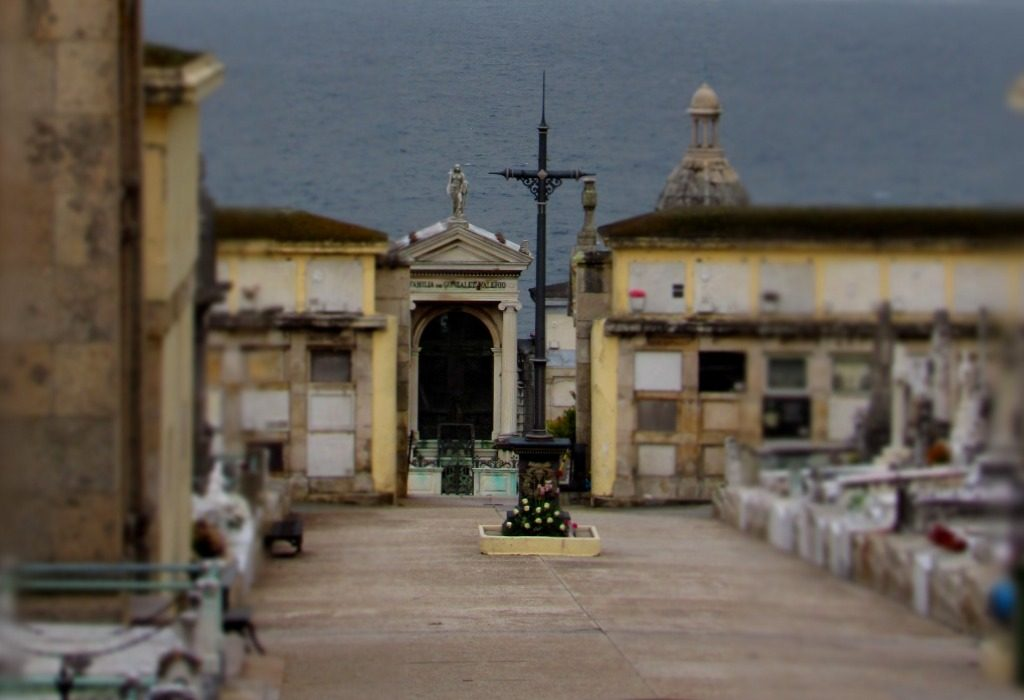 Cementerios más curiosos de España San Amaro
