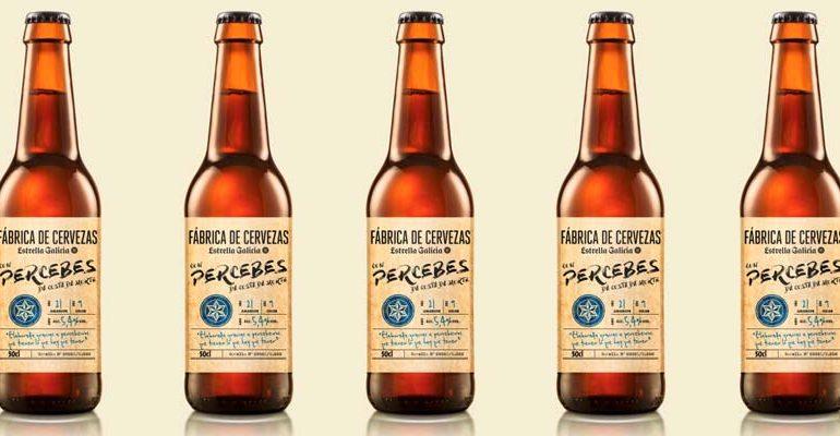 Una marca española inventa la cerveza de percebes