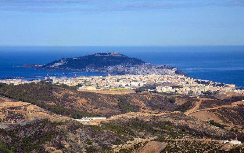 Ceuta y la Almina