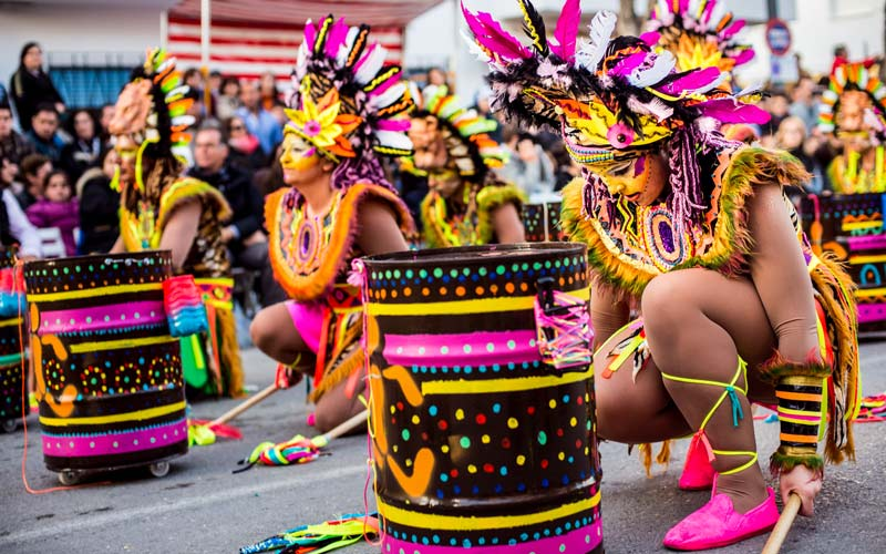 carnavales originales