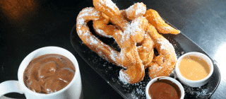 chocolate churros madrid austrias