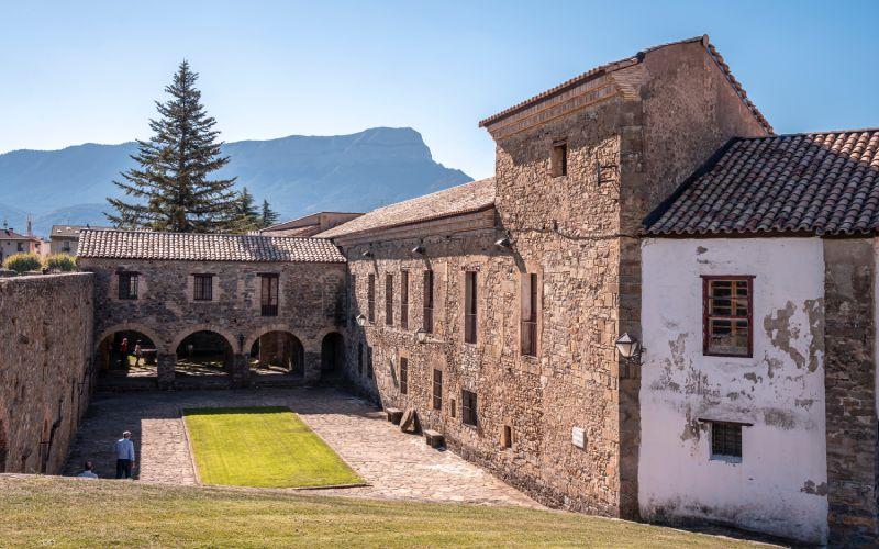 Polvorín de la ciudadela de Jaca o Castillo de San Pedro