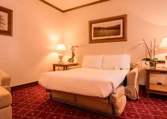 dormir salamanca hotel eurostars claras